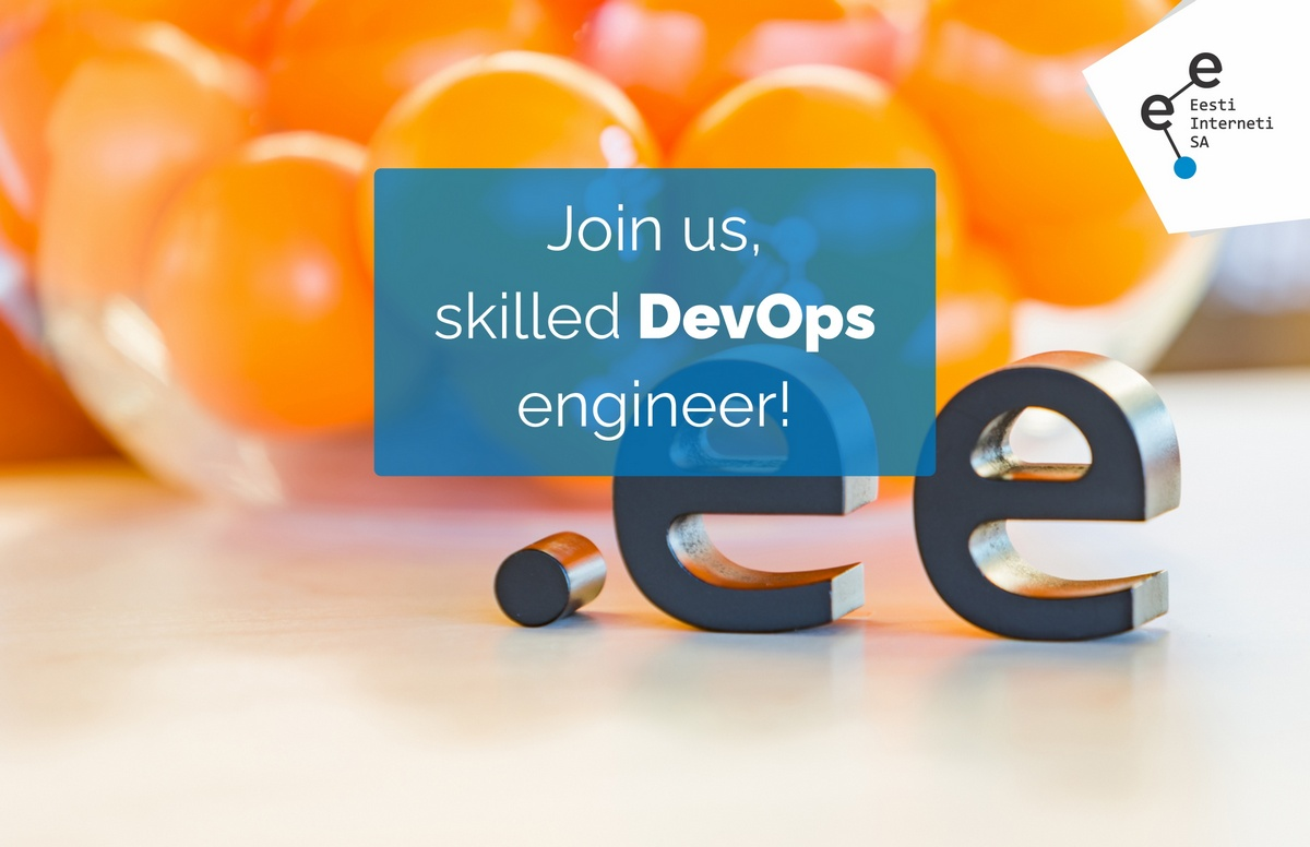 Join us, Ops and cloud engineer
